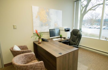Wolf Law Chambers Mississauga Private Office 5