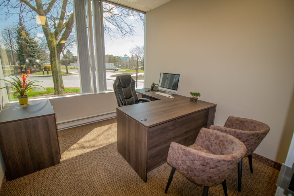 Mississauga Private Office 4